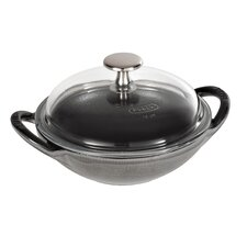 New Classic 19cm Baby Wok in Grey