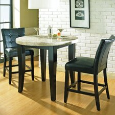 Monarch Counter Height Pub Table Set
