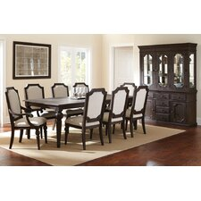 Cayden 9 Piece Extendable Dining Set