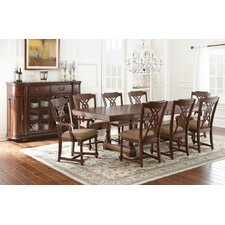 Archer 9 Piece Extendable Dining Set