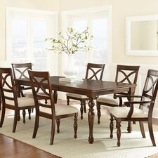 Caroline 7 Piece Extendable Dining Set