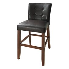 "<strong>Steve Silver Furniture</strong> Montibello 30"" Bar Stool with Cushion"