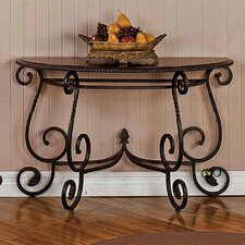 <strong>Steve Silver Furniture</strong> Crowley Console Table