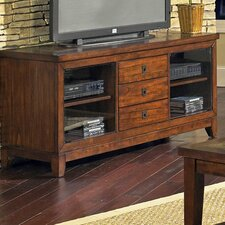 "<strong>Steve Silver Furniture</strong> Davenport 61"" TV Stand"