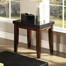 <strong>Steve Silver Furniture</strong> Granite Bello End Table