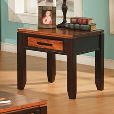<strong>Steve Silver Furniture</strong> Abaco End Table