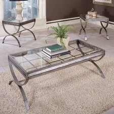 Emerson 3 Piece Coffee Table Set