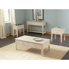 <strong>Steve Silver Furniture</strong> Eva Coffee Table Set