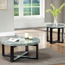 <strong>Steve Silver Furniture</strong> Gabriel Coffee Table Set