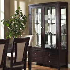 <strong>Steve Silver Furniture</strong> Wilson China Cabinet