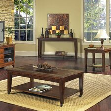 <strong>Steve Silver Furniture</strong> Davenport Coffee Table Set
