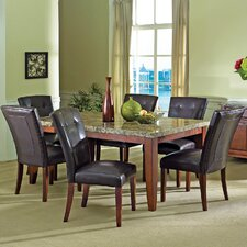 <strong>Steve Silver Furniture</strong> Montibello 7 Piece Dining Set