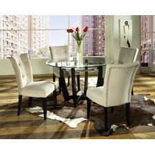 <strong>Steve Silver Furniture</strong> Matinee 5 Piece Dining Set