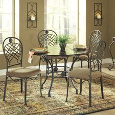 <strong>Steve Silver Furniture</strong> Wimberly 5 Piece Dining Set