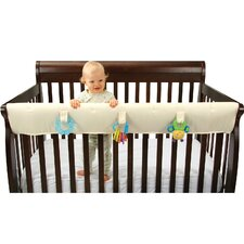 <strong>LeachCo</strong> Easy Teether XL Convertible Crib Rail Cover