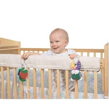 Easy Teether Crib Rail Cover