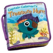 <strong>Lamaze</strong> Captain Calamari's Treasure Hunt Soft Book
