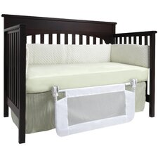 <strong>DexBaby</strong> Safe Sleeper Convertible Crib Bed Rail