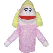 Girl Puppet