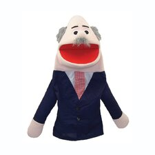 <strong>Get Ready Kids</strong> Grandpa Puppet