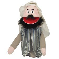 Bible Poor Man Puppet