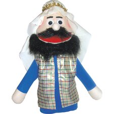 Bible Rich Man Puppet