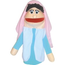 <strong>Get Ready Kids</strong> Bible Woman Puppet