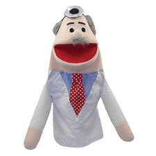 Doctor Man Puppet