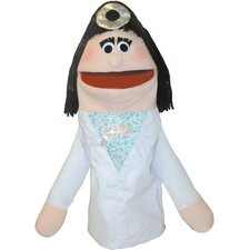 Doctor Woman Puppet