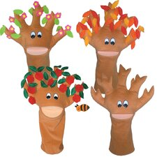 <strong>Get Ready Kids</strong> Mr. Tree Puppet