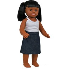 <strong>Get Ready Kids</strong> African American Girl Doll