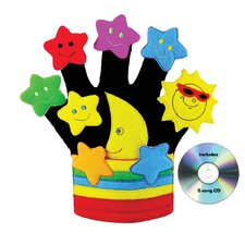 Stars in the Sky Storytelling Glove Puppet