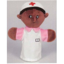 Black Nurse Puppet