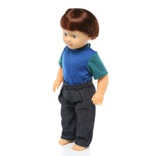 <strong>Get Ready Kids</strong> Caucasian Boy Doll