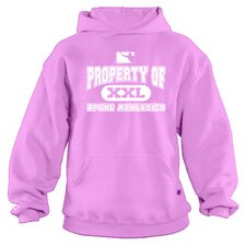 Property of BPONG Athletics Hoodie in Pink