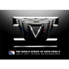 World Series of Beer Pong V Banner