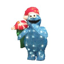 50 Light 3D Cookie Monster Lawn Décor
