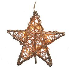 10 Light Star Tree Topper