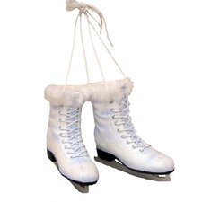 Woman's Ice Skates Ornament