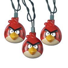 Injection Mold Angry Birds Light Set