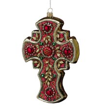 Polonaise Cross Ornament