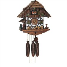 Chalet 8 Day Movement Cuckoo Wall Clock