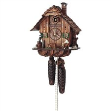 <strong>Schneider</strong> 8 Day Movement Cuckoo Wall Clock