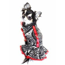 <strong>Hip Doggie</strong> Barcelona Harness Dog Dress