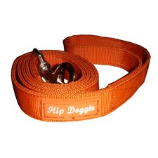Mesh Matching Leash in Orange