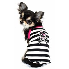 <strong>Hip Doggie</strong> Punk Skull Dog Tank