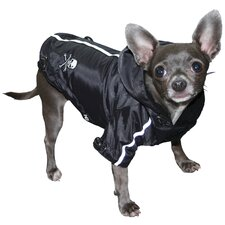 Puppagonia Rain Dog Parka in Black