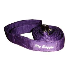 Mesh Matching Dog Leash in Purple