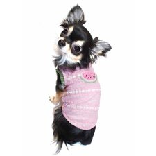 <strong>Hip Doggie</strong> Watermelon Sorbet Big Dog Tank