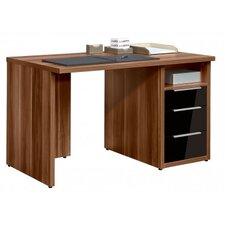 Schreibtisch Work mit Winkelfuß und Unterbauschrank